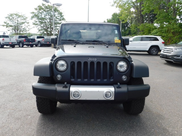 Pre-Owned 2017 Jeep Wrangler Unlimited Big Bear