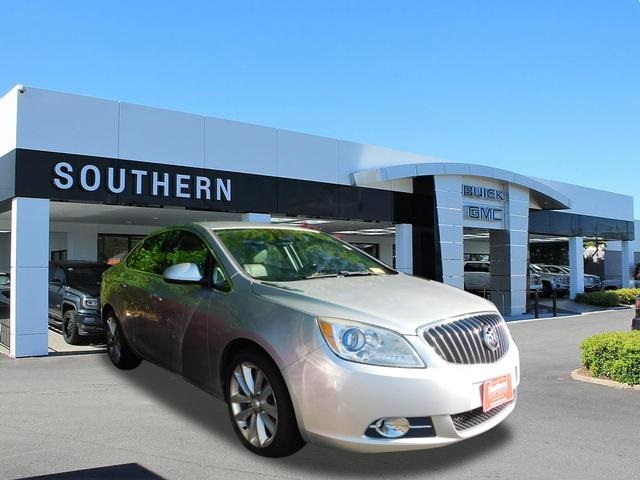 2014 Buick Verano Leather Group >> Pre Owned 2014 Buick Verano Convenience Group Fwd 4d Sedan