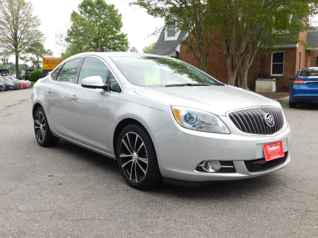 Pre Owned 2017 Buick Verano Sport Touring