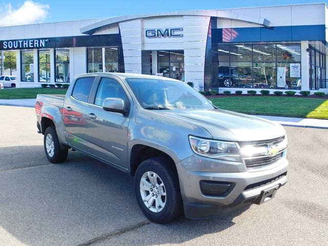 Pre Owned 2018 Chevrolet Colorado Lt 4wd