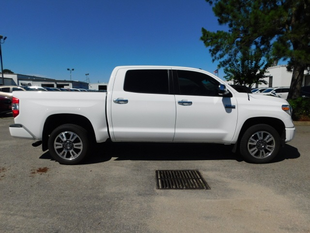 Pre-Owned 2018 Toyota Tundra Platinum