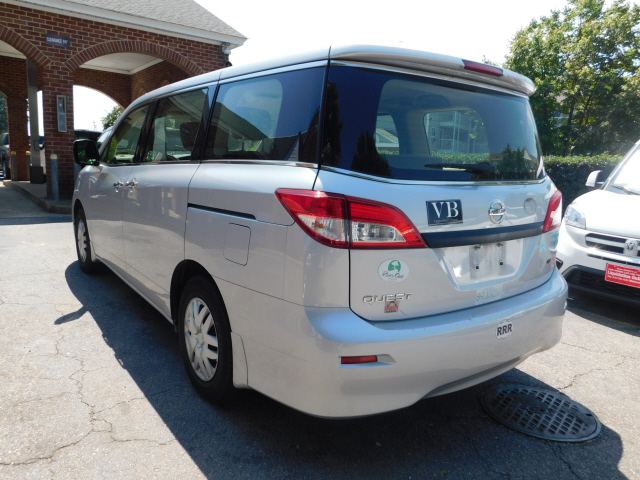 Pre-Owned 2014 Nissan Quest 3.5 S