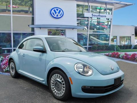 Pre-Owned 2015 Volkswagen Beetle 1.8T PZEV