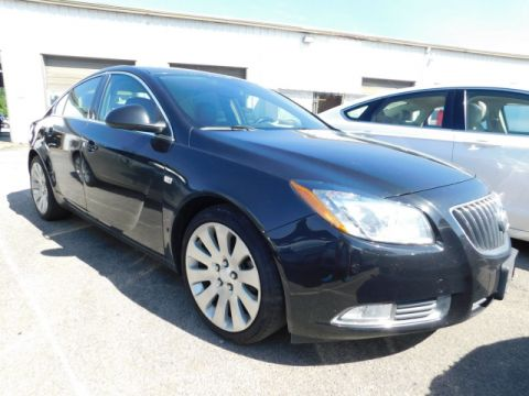 Pre-Owned 2011 Buick Regal CXL Turbo